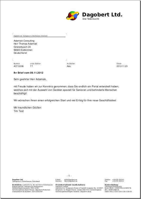 Briefe Mit Anlagen : Dokumentenmanagement brodel gmbh