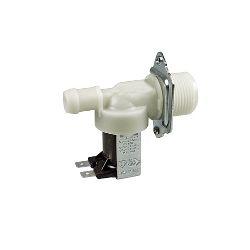 Magnetventil 1-fach, 180° , 14 mm Ø